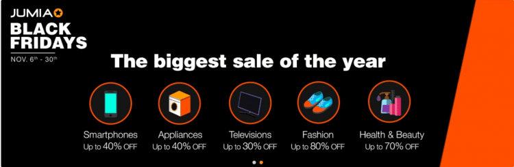 jumia the biggest sale of the year